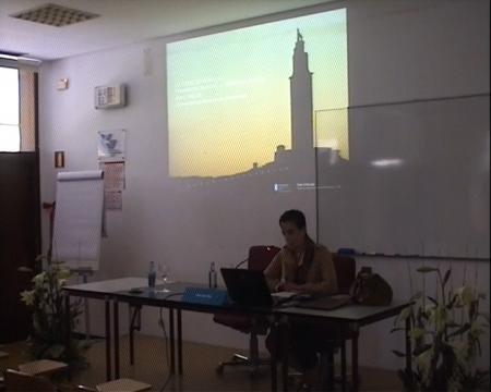 Ana Goy Diz, departamento de Historia da Arte da Universidade de Santiago de Compostela.